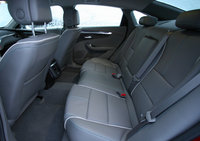 2014 Chevrolet Impala rear seat, safety, interior