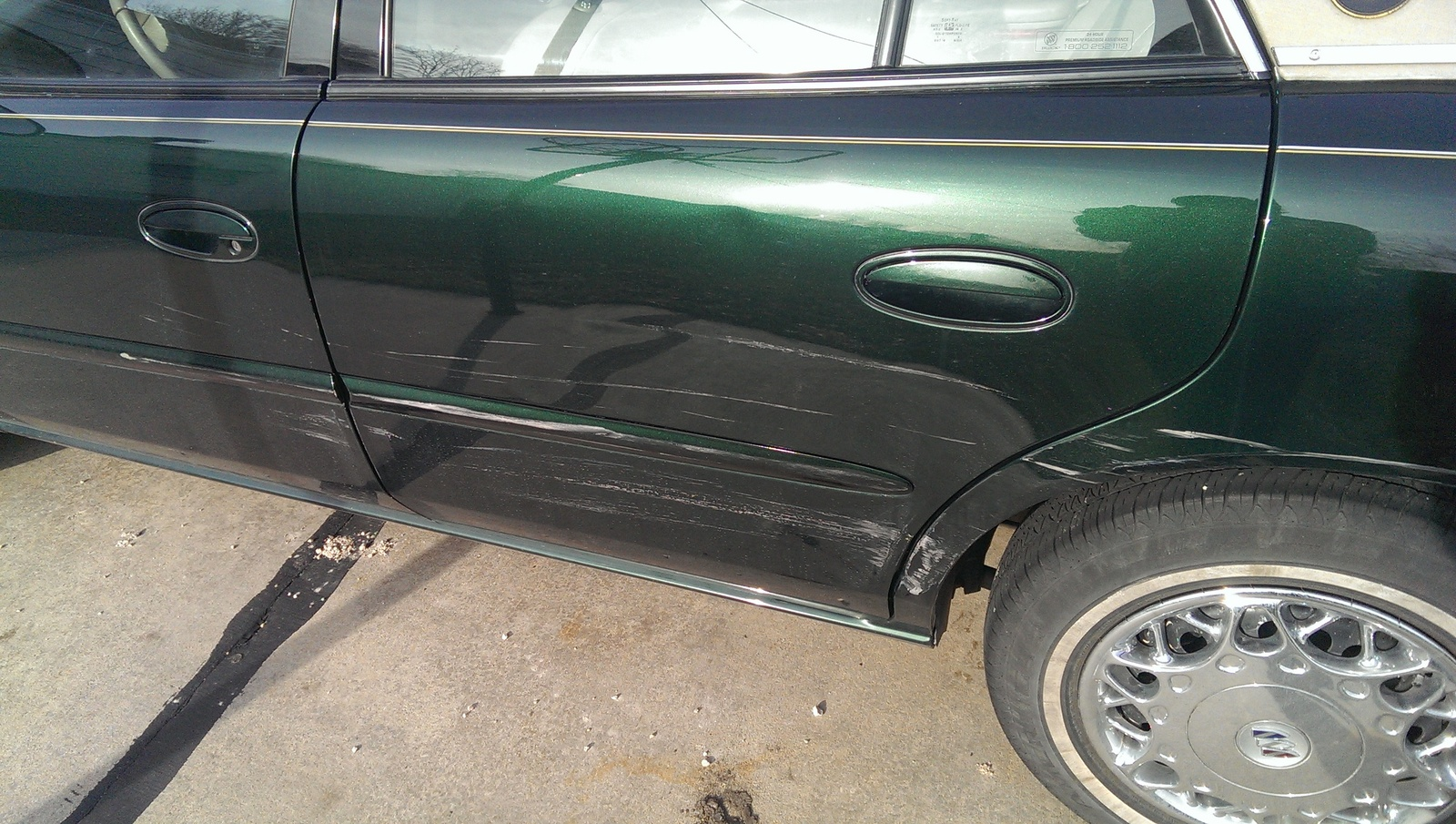 Buick Century Custom Pic on 1989 Buick Lesabre Limited Edition
