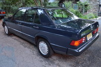 1985 Mercedes-Benz 190-Class Overview