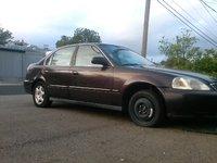 Picture of 2000 Honda Civic EX, exterior