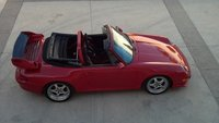 Picture of 1987 Porsche 911 Carrera Turbo Convertible, exterior, interior