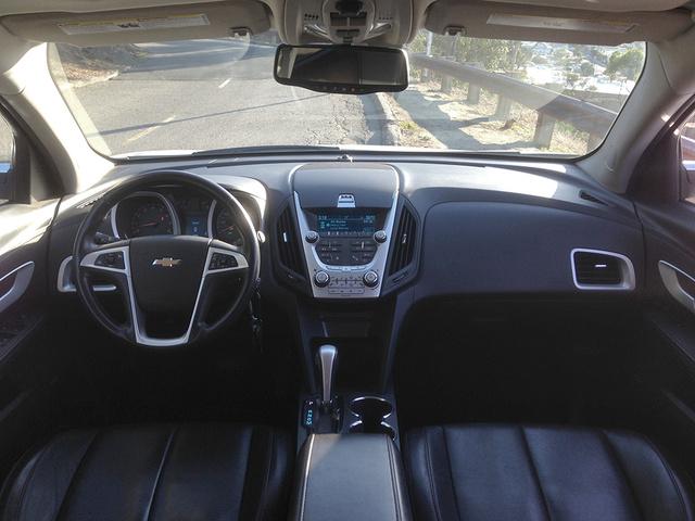 2010 Chevrolet Equinox Interior Pictures Cargurus