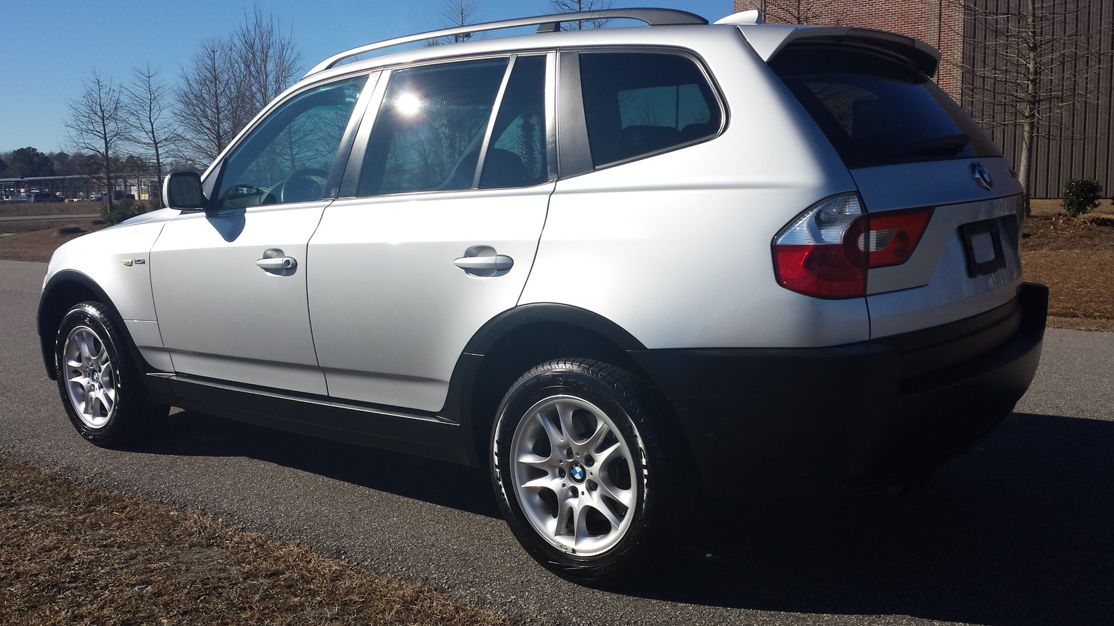 2004 Bmw X3 - Pictures