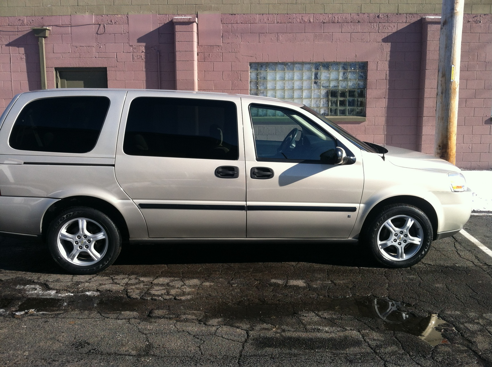 2007 Chevrolet Uplander - Pictures