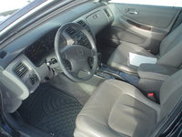 Picture of 2002 Honda Accord EX V6, interior