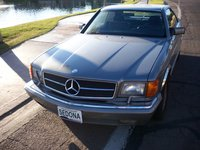 Picture of 1987 Mercedes-Benz 560-Class 560SEC Coupe, exterior