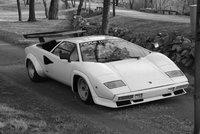 1981 Lamborghini Countach Overview