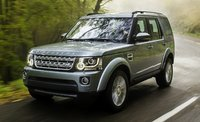 2014 Land Rover LR4, Front-quarter view, exterior, manufacturer, gallery_worthy