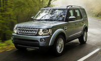 2014 Land Rover LR4 Overview