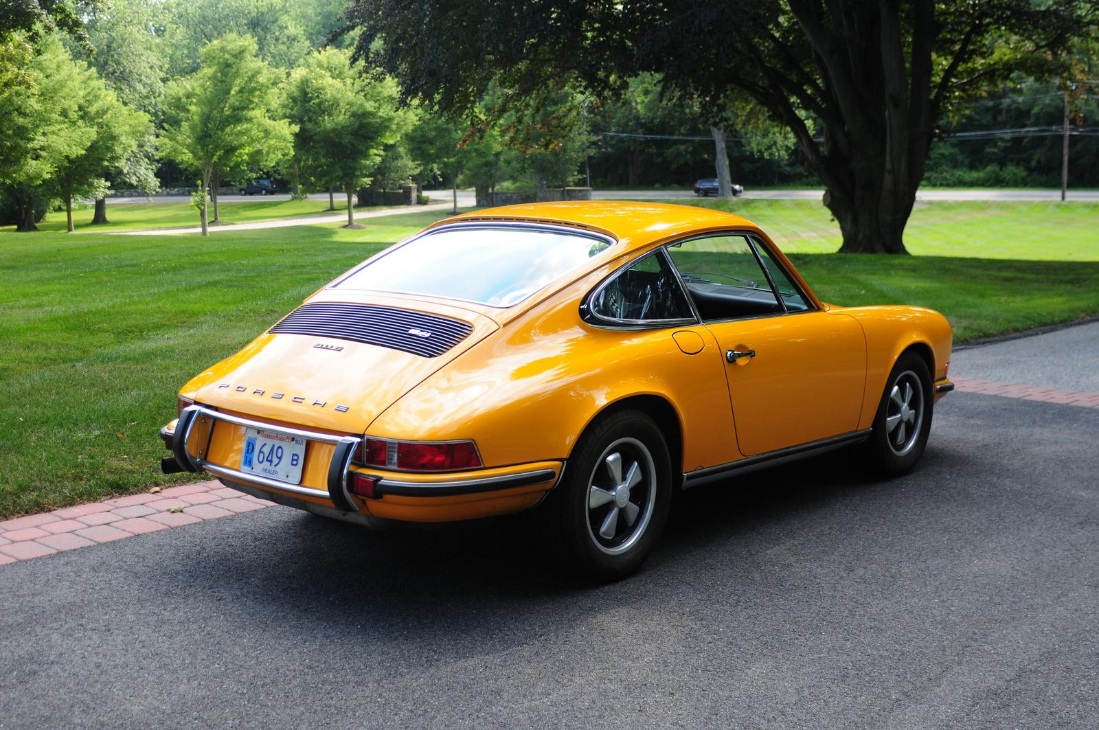 1972 Porsche 911 Pictures Cargurus