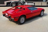 1980 Maserati Merak Overview