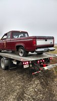 1990 Ford Ranger Sport Extended Cab SB, Picture of 1990 Ford Ranger 2 Dr Sport Extended Cab SB, exterior