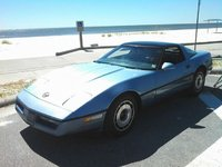 1985 Chevrolet Corvette Coupe, Picture of 1985 Chevrolet Corvette Base, exterior