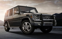 2014 Mercedes-Benz G-Class, Front-quarter view, exterior, manufacturer, gallery_worthy