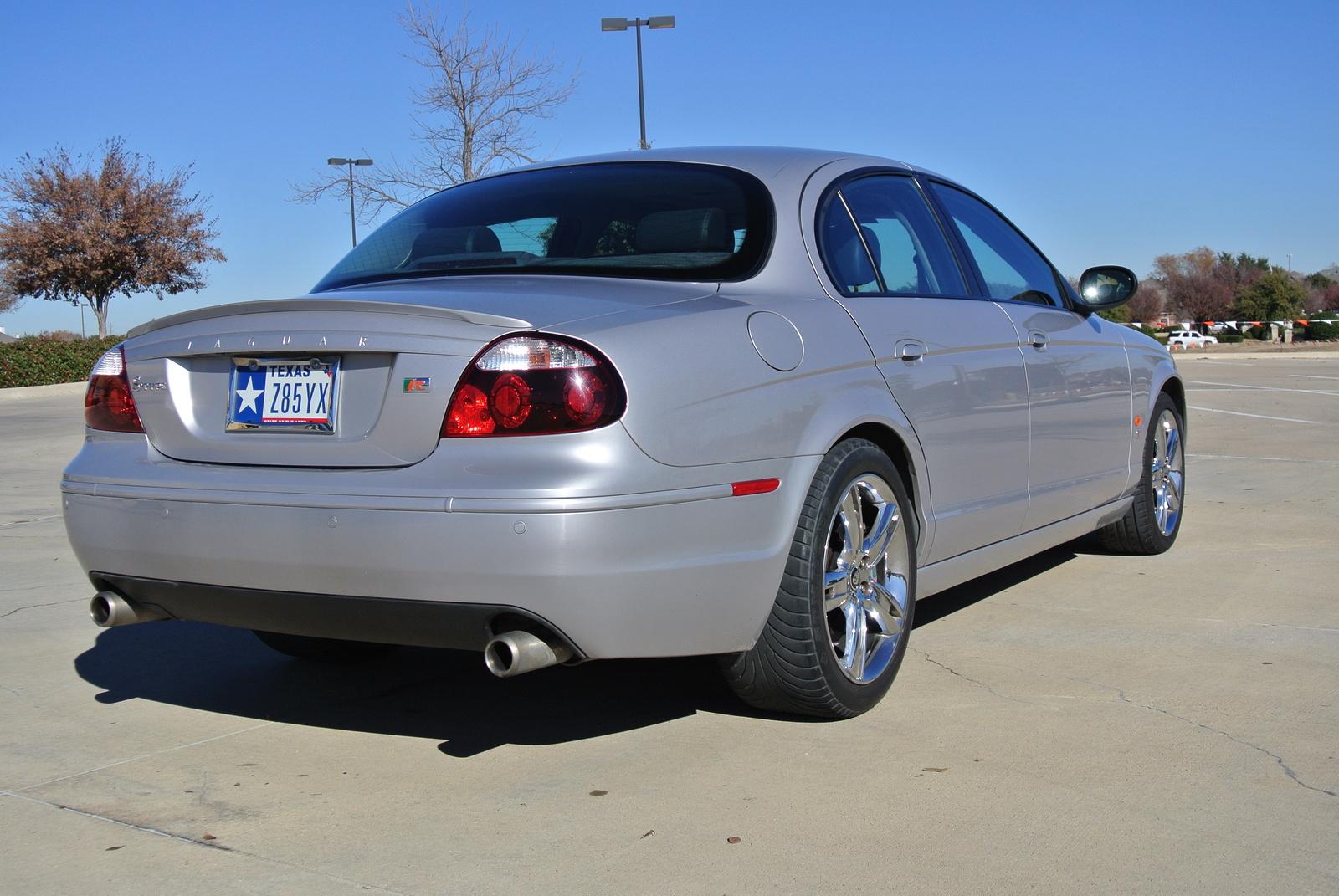 2005 Jaguar S Type R Pictures Cargurus