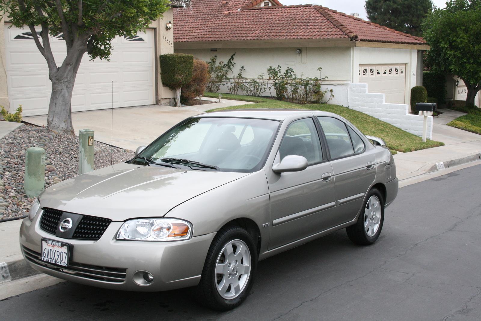 2006 Nissan Sentra Pictures Cargurus