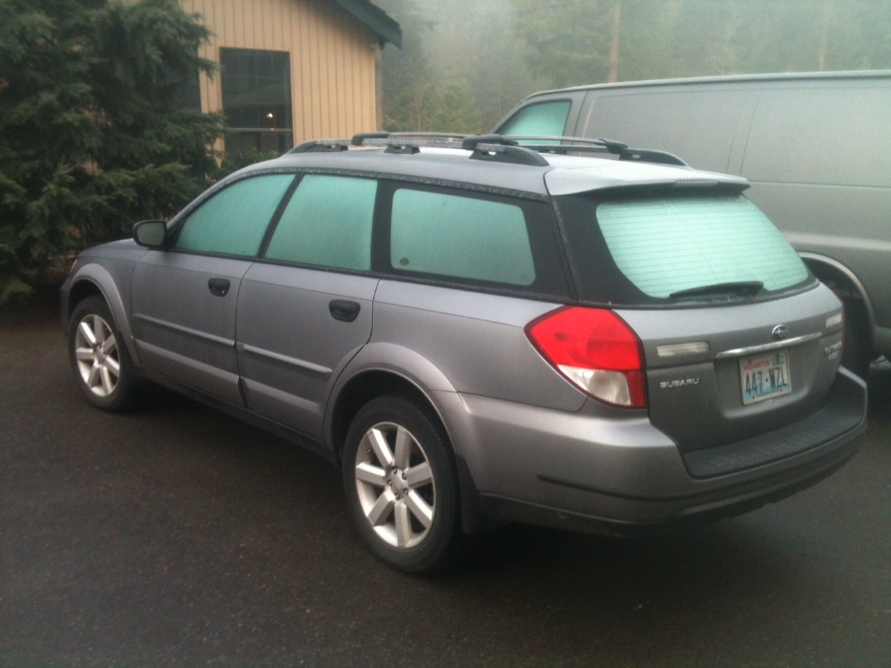 2008 Subaru Legacy Outback 2 5 Xt Related Infomation