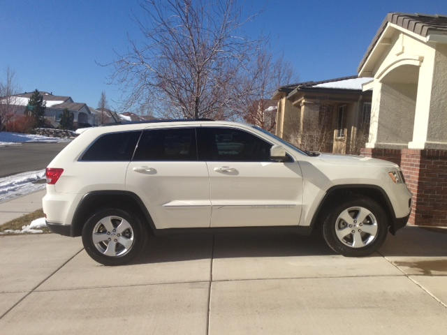 picture of 2012 jeep grand cherokee laredo x 4wd exterior. Cars Review. Best American Auto & Cars Review