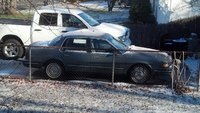 Picture of 1992 Buick Century Custom Sedan FWD, exterior, gallery_worthy