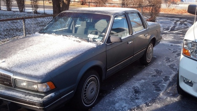 Picture of 1992 Buick Century Custom