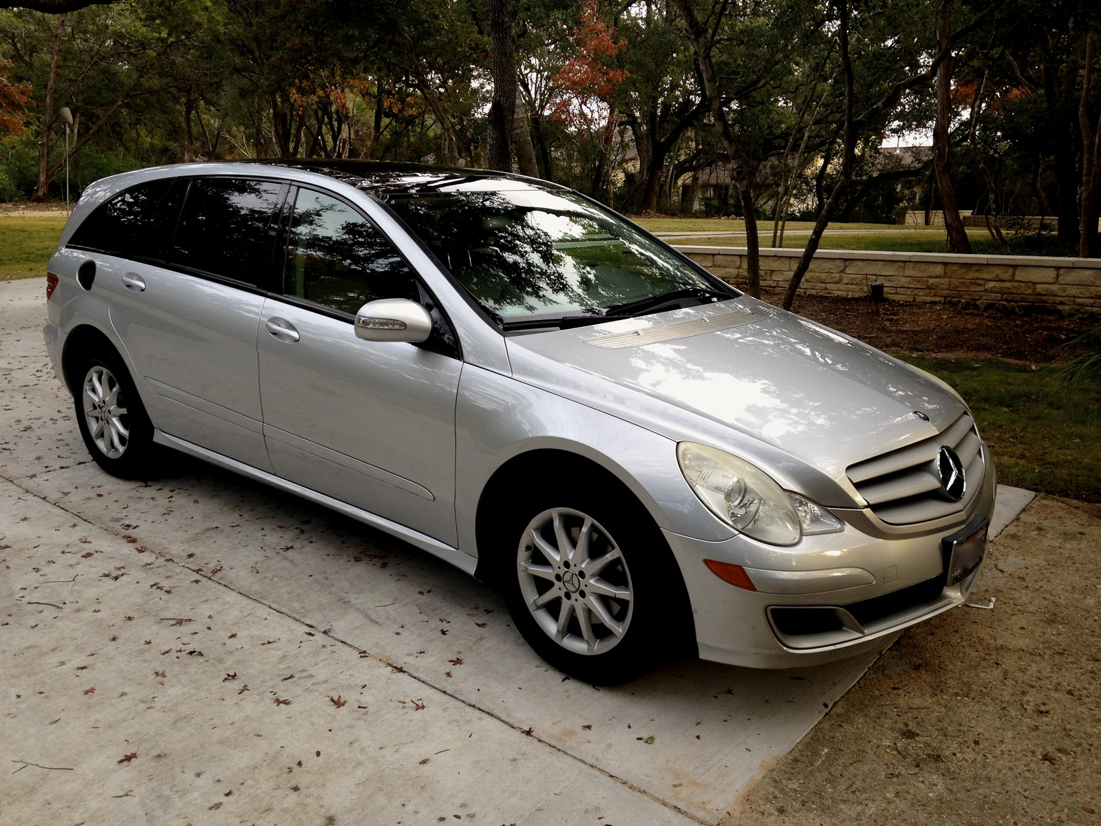 2006 mercedes benz r class pictures cargurus for Mercedes benz r350 price