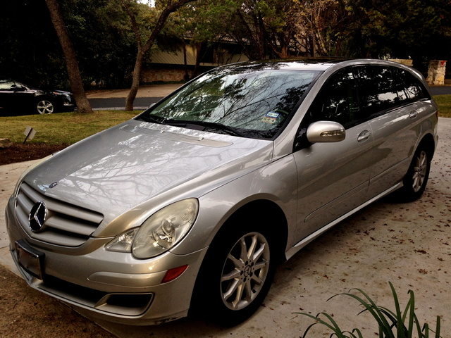 Picture of 2006 Mercedes-Benz R-Class R350 4MATIC, exterior