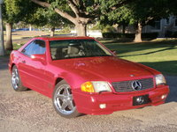 Picture of 1992 Mercedes-Benz SL-Class 500SL, exterior, gallery_worthy