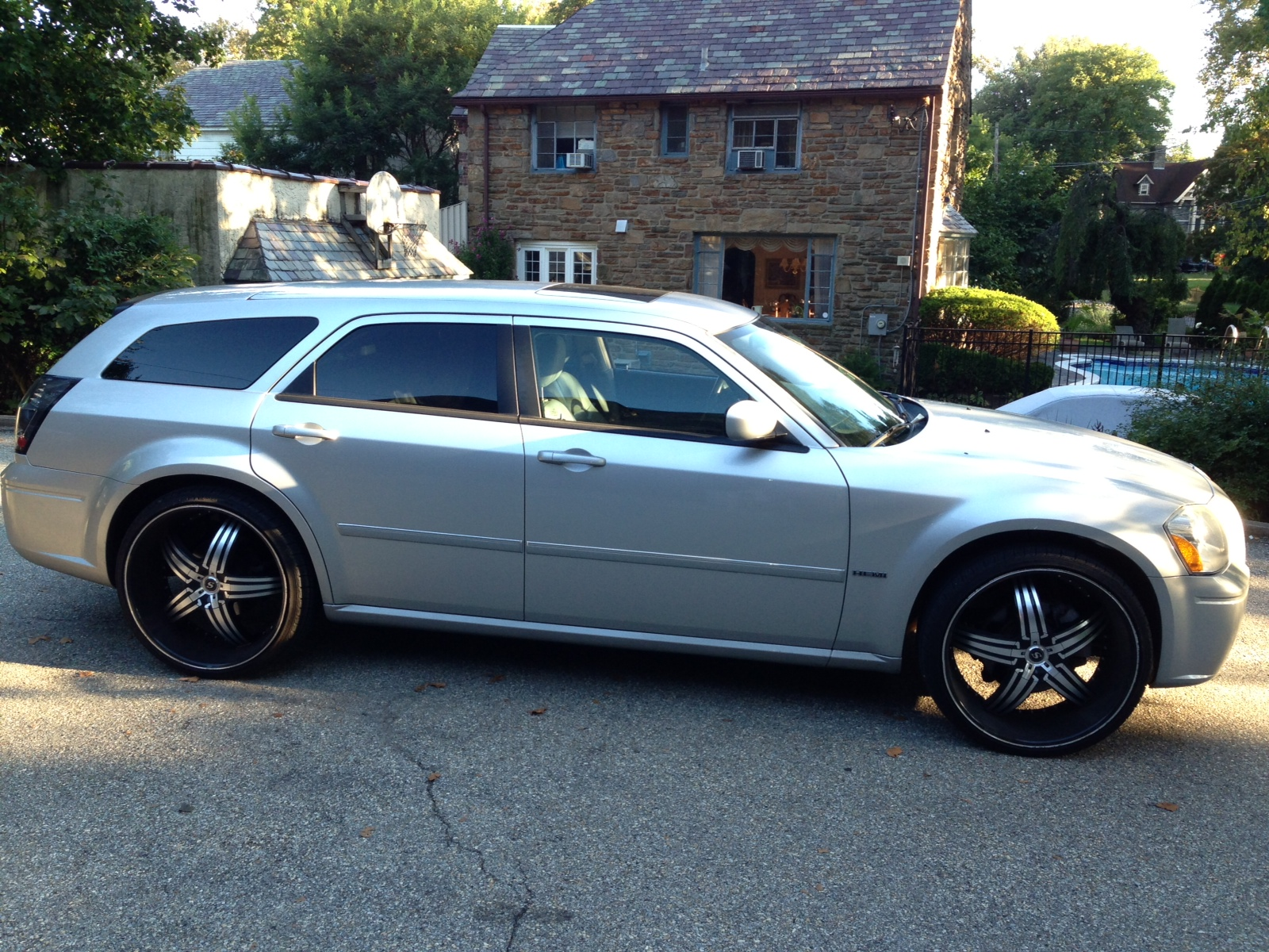 Magnum Rt Awd For Sale >> 2006 Dodge Magnum R/T AWD related infomation,specifications - WeiLi Automotive Network
