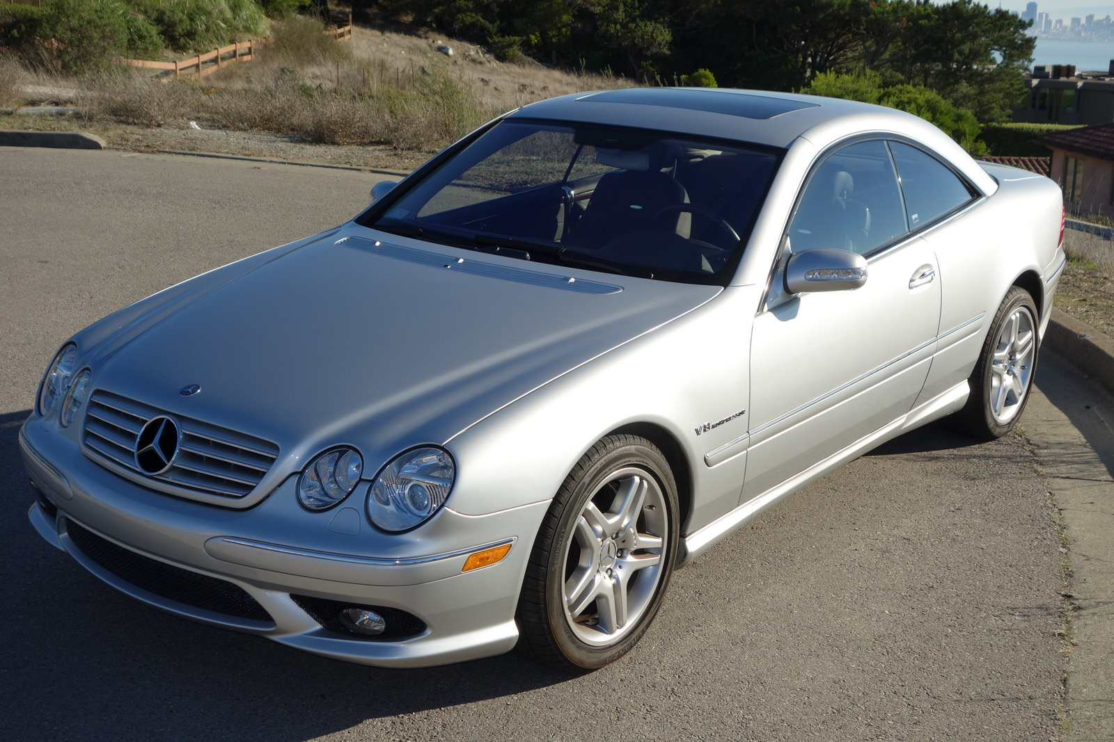 2004 mercedes benz cl class pictures cargurus. Black Bedroom Furniture Sets. Home Design Ideas