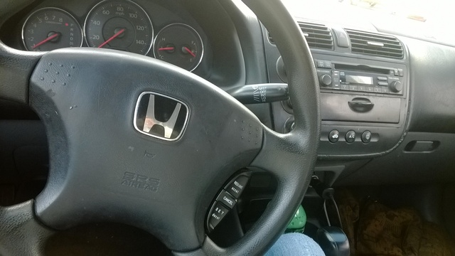 Picture Of 2004 Honda Civic DX, Interior, Gallery_worthy