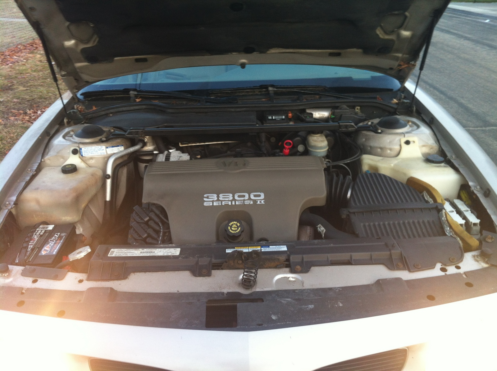 Picture of 1997 Oldsmobile Eighty-Eight LS, engine