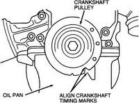 Pic X on 1998 Ford Contour Timing Marks