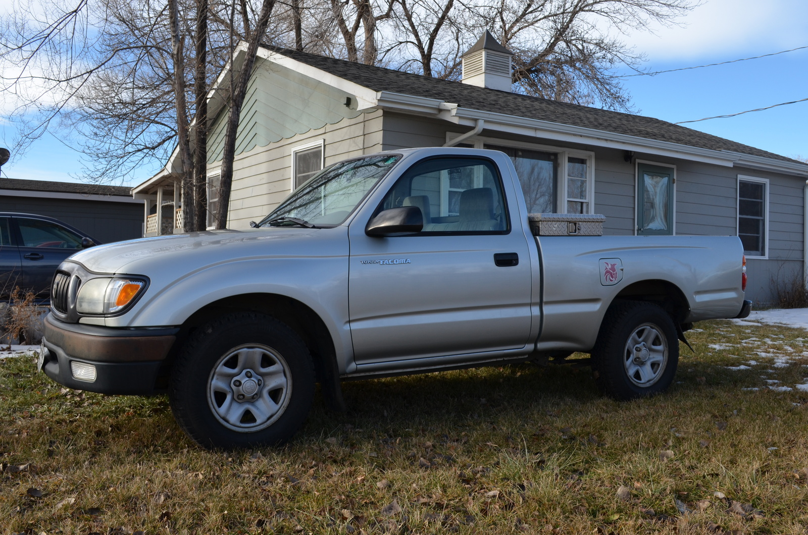 Picture of 2002 Toyota Tacoma 2 Dr STD Standard Cab LB, exterior