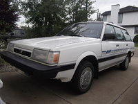 1992 Subaru Loyale Overview