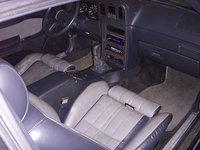 Picture of 1986 Ford Thunderbird Turbo, interior
