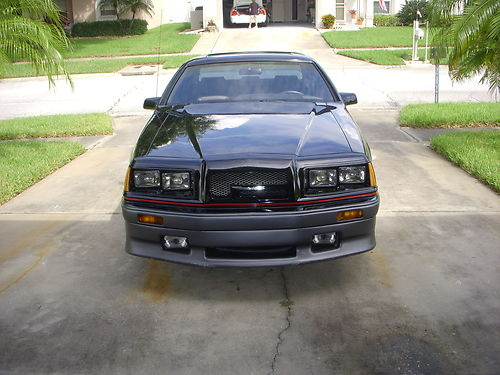 Picture of 1986 Ford Thunderbird Turbo, exterior, gallery_worthy