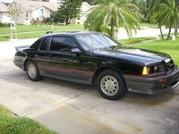 1986 Ford Thunderbird Turbo picture, exterior