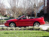 Picture of 1994 Ford Mustang SVT Cobra 2 Dr STD Convertible, exterior