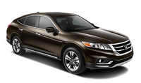 2014 Honda Crosstour Overview