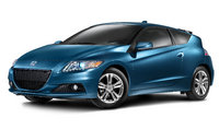 2014 Honda CR-Z Overview