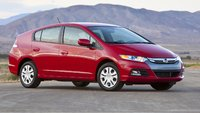 Honda Insight Overview