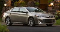 Toyota Avalon Overview