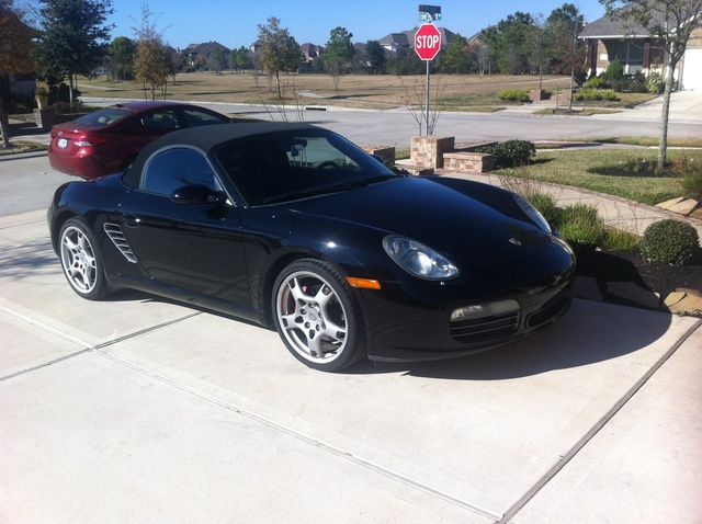Picture of 2006 Porsche Boxster S, exterior, gallery_worthy