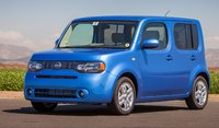 2014 Nissan Cube, Front-quarter view, exterior, manufacturer, gallery_worthy
