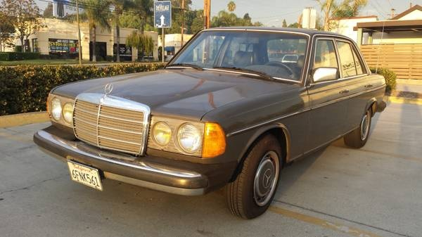 Picture of 1983 Mercedes-Benz 240 D, exterior, gallery_worthy