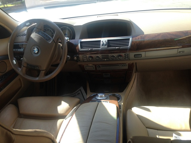 Picture Of 2002 BMW 7 Series 745i RWD Interior Gallery Worthy
