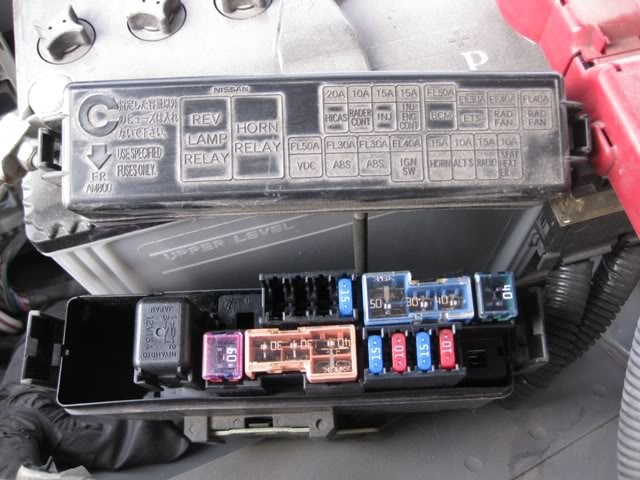 Pic X on 2008 Infiniti G35 Fuse Diagram