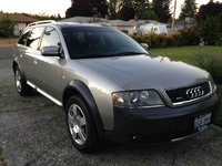 Picture of 2001 Audi Allroad Quattro 4 Dr Turbo AWD Wagon, exterior, gallery_worthy