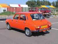 1982 Simca 1100 Overview