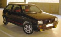 1986 Seat Ibiza Overview